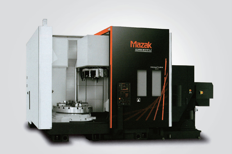 MAZAK MEGA TURN 1600